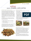 Guide to Cooking Pulses