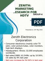 Zenith Case Presentation