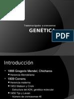 Alteraciones cromosomas