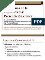 Prodromos de La Esquizofrenia_ Presentacion Clinica
