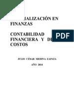 Contabilidad Fciera. y de Costos 2014