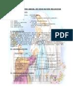 PROGRAMACIÓN ANUAL DE EDUCACIÓN RELIGIOSA 5º.docx
