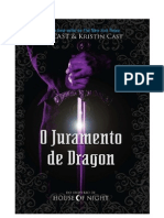 House of Night Livro #08.5 - O Juramento de Dragon (P.C.cast e Kristin Cast)