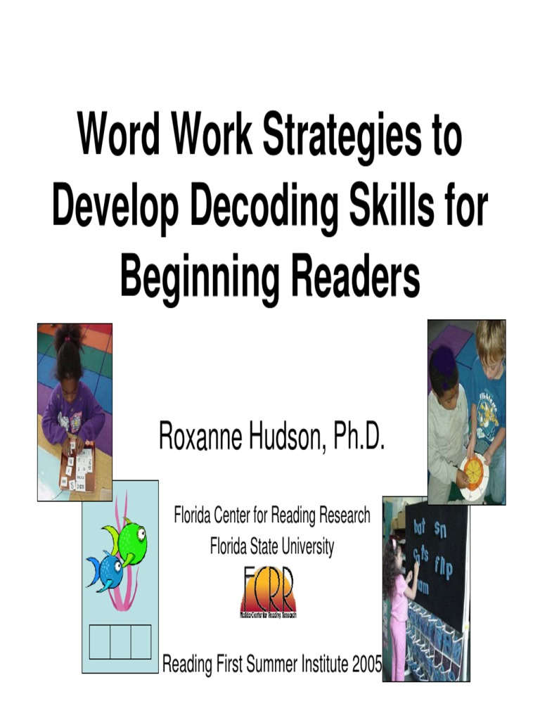 word work strategies