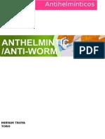 Antihelminticos