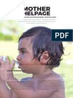 Mother Helpage Water AID Programme
