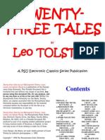 23 Tales - Leo Tolstoy