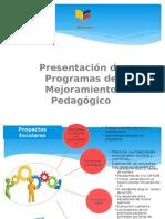 proyectos escolares