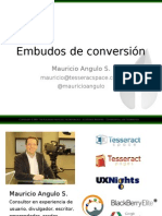 Conversion Funnel - Founders Institute