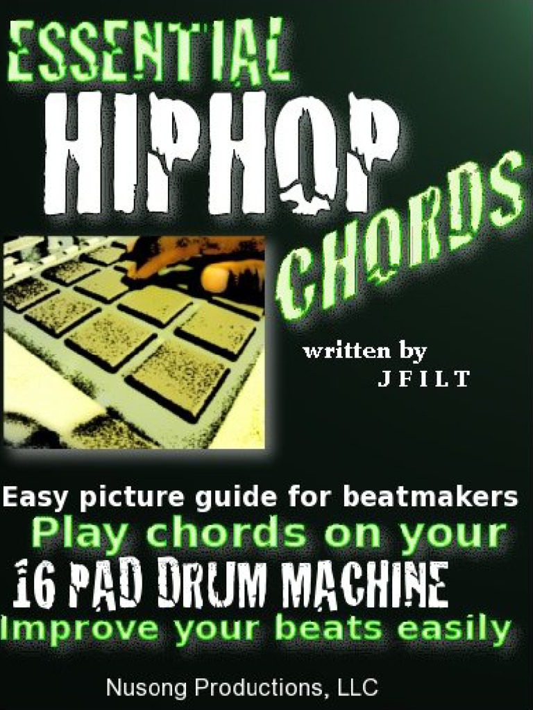 Essential hip hop chords chord music elements of music fandeluxe Image collections