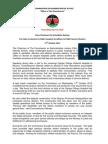 Press Release-CAJ on Service Delivery in Public Hospitals