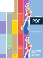 Pantone Fcr Spring 2014