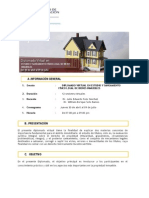 Presentación- Estudio y Saneamiento de La Propiedad Inmueble