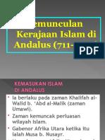 Kemunculan Kerajaan Islam Di Andalus (711-1492)