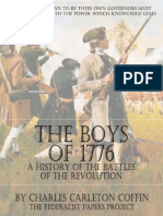 The Boys of 1776 - A History of the Battles of the Revolution