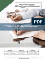 Reglamento de Actividades de Formación Continua del Centro de Análisis y Resolución de Conflictos PUCP