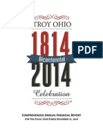 Comprehensive Annual Financial Report (Yr. Ending 12/31/2014)