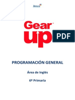Pga Sexto Primaria Gear Up