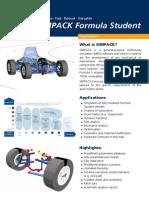 Formula Student Flyer
