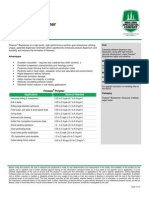 Flowzan Biopolymer Safety Data Sheet