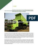 Dump Truck 25 Kubik