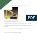 Excavator Komatsu PC 200