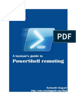 Powershell Remote Basics