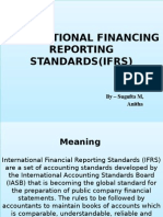 IFRS vs USGAAP