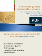 Amaranto 2014