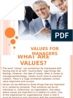 Ethics and Values Ppt