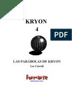 Kryon - Libro 4 - Las Parábolas de Kryon