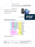 3G Basic Issue 1-8 Physical Channels Thai