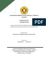 LAPORAN KASUS 1 Typhoid Fever.doc