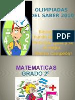 Prueba Final de Matematicas
