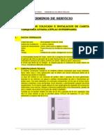 Terminos de Instalacion Decaseta de Biod