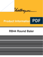 R44 Round Baler