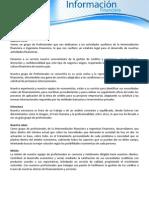 Información Ecuatoriana Financiera