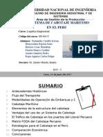 Cabotaje en El Peru