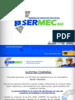 Presentación de SERMEC S.A. 2015