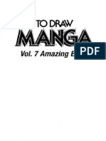 07 How to Draw Manga Vol. 7 Amazing Effects