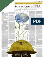 El Comercio - 31-05-2015 - Los puntos sobre el EIA - Tia María.pdf