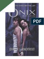 Jennifer L Armentrout-Onix