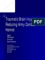 Presentation on Traumatic brain injury