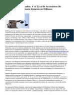 Despachos De Abogados, A La Caza De Accionistas De Bankia Para Embolsarse trescientos Millones