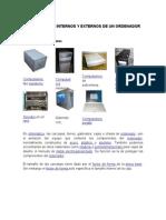 Documento de Apoyo No. 8 Componentes Internos y Externos de Un Ordenador