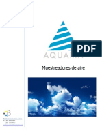 Manual de Muestreadores de Aire