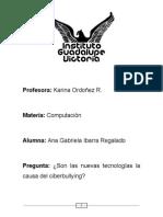 Documento Oficial Computación