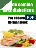 Plan de Comida Para Diabéticos PDF