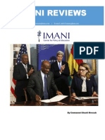 IMANI Review-Ghanas Fate and Choices Under the IMF Program