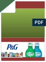 Proctor & Gamble – Scope